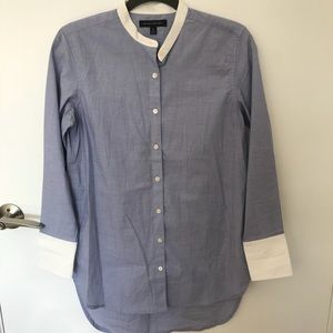 BR Tunic Button Down, XS